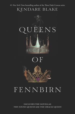 Queens of Fennbirn book image