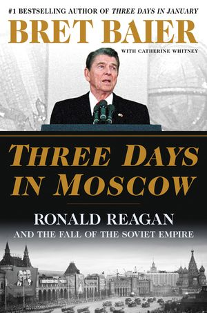 Three Days in Moscow book image