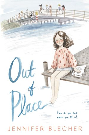 Out of Place book image