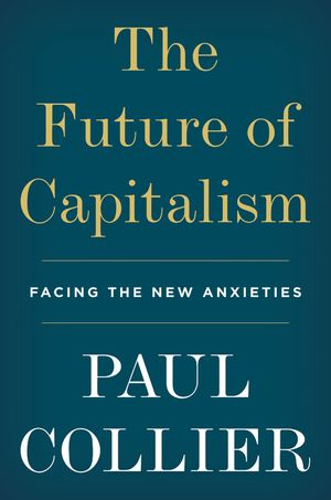 The Future of Capitalism book image