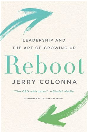 Reboot: Leadership and the Art of Growing Up Hardcover  by