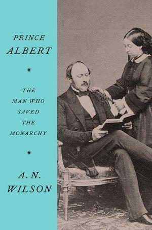 Prince Albert book image