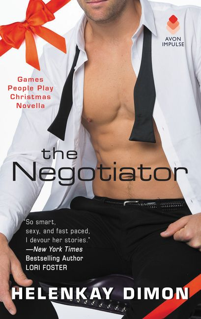 The Negotiator book cover