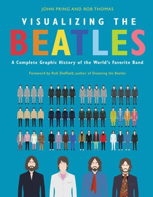 Visualizing The Beatles book image