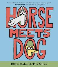 horse-meets-dog