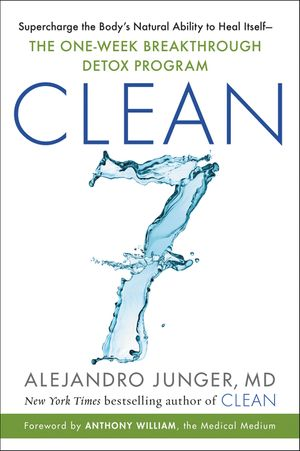 Clean 7 book image