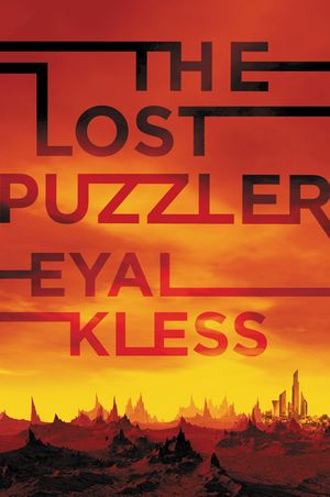 The Lost Puzzler book image