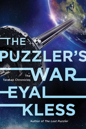 The Puzzler's War book image