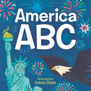 America ABC Board Book book image