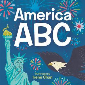 America ABC Board Book book image
