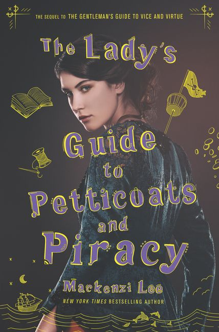 Image result for lady's guide to petticoats and piracy book cover