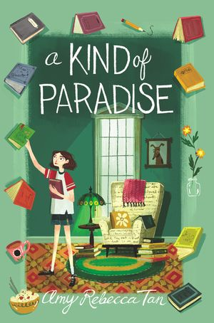 A Kind of Paradise book image