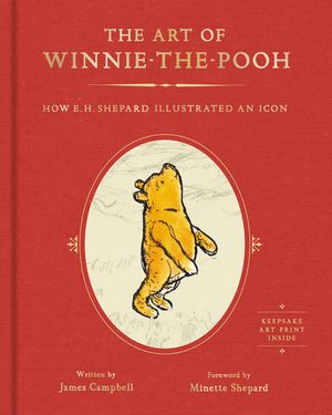 The Art of Winnie-the-Pooh book image