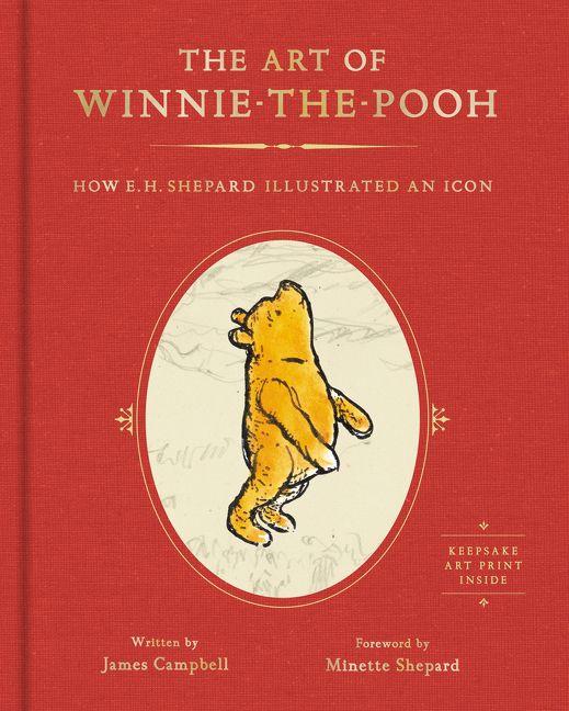 who wrote winnie the pooh books