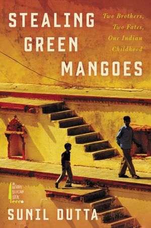 Stealing Green Mangoes book image