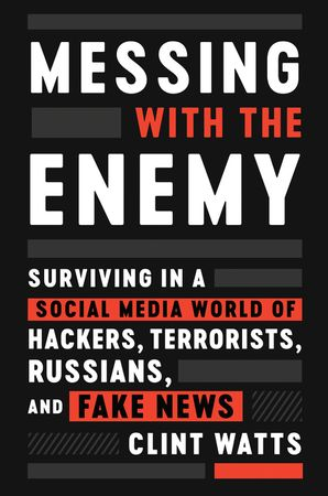 messing with the enemy clint watts e book
