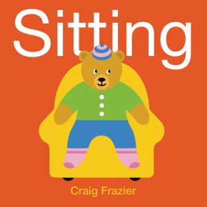 Sitting Board Book book image