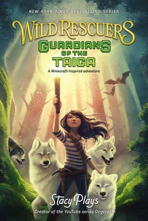 Wild Rescuers: Guardians of the Taiga (Wild Rescuers 1) Paperback  by