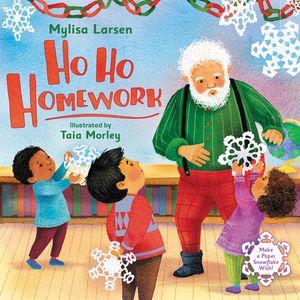 Ho Ho Homework book image