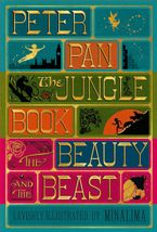 Various - Illustrated Classics Boxed Set: Peter Pan, Jungle Book, Beauty and the Beast