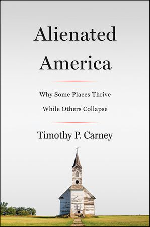 Alienated America: Why Some Places Thrive While Others Collapse Paperback  by