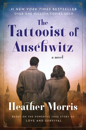 The Tattooist of Auschwitz book image