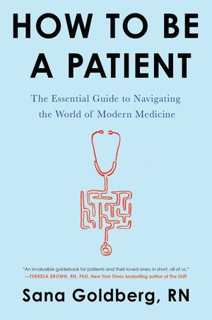 How to Be a Patient book image