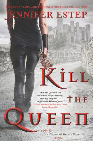 Kill the Queen book image