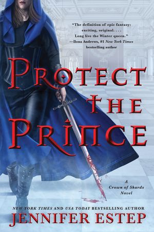 Protect the Prince book image