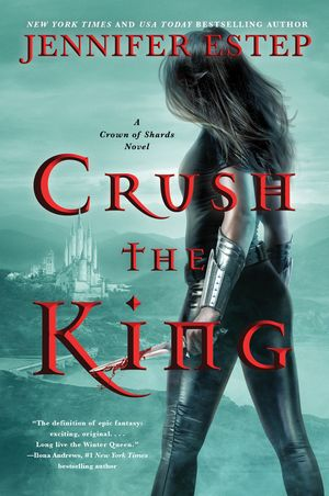 Crush the King book image