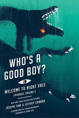 Who's a Good Boy? book image