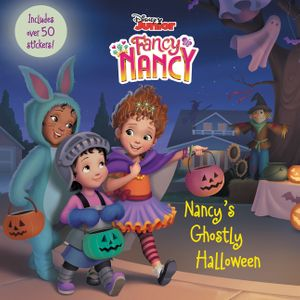 Disney Junior Fancy Nancy: Nancy's Ghostly Halloween book image