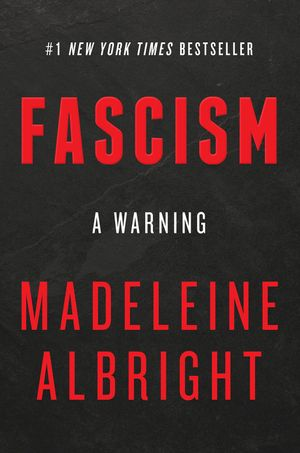 Fascism: A Warning book image