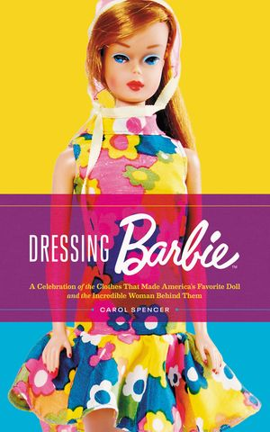 Dressing Barbie book image
