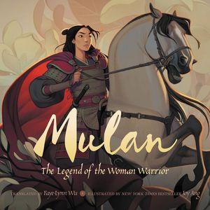 Mulan book image