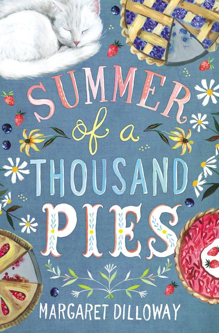 Image result for Summer of a Thousand Pies cover