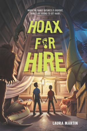 Hoax for Hire book image