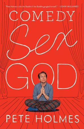 Book cover image: Comedy Sex God