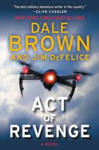 Act of Revenge Hardcover  by Dale Brown
