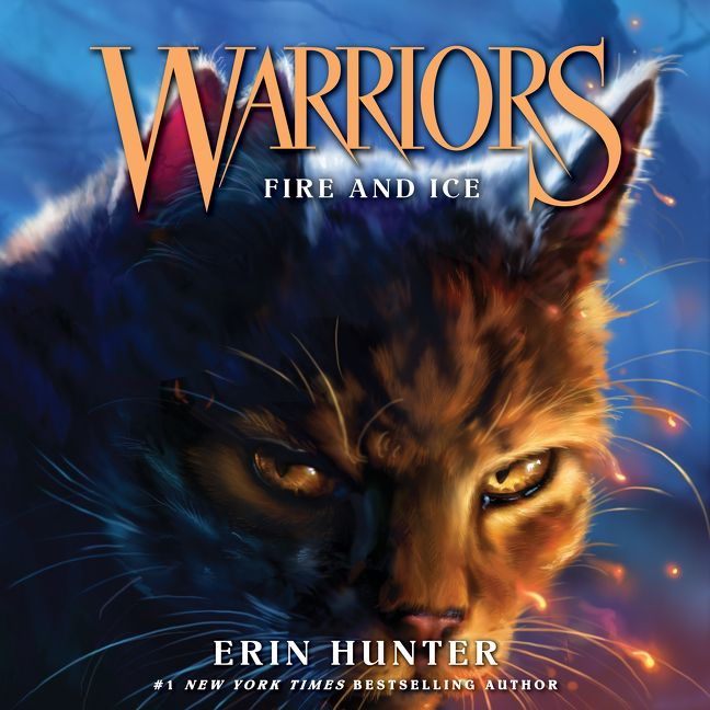 Warriors By Erin Hunter: Warriors #2: Fire And Ice