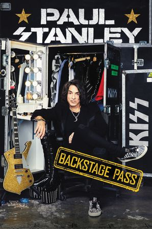 Backstage Pass Hardcover  by
