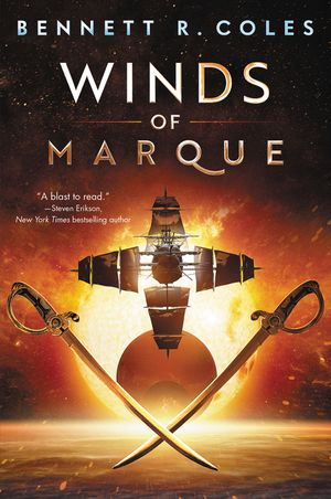 Winds of Marque book image