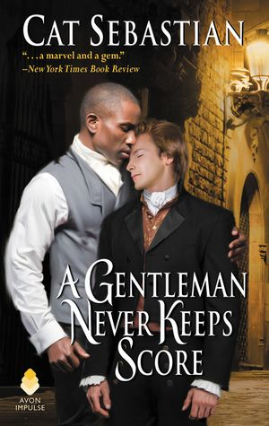 A Gentleman Never Keeps Score book image