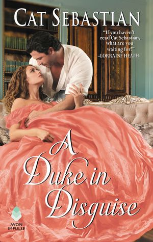A Duke in Disguise book image