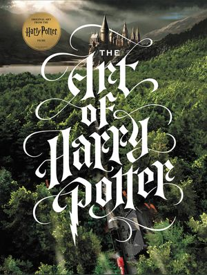 The Art of Harry Potter book image