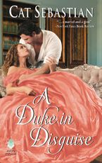 A Duke in Disguise Paperback  by Cat Sebastian