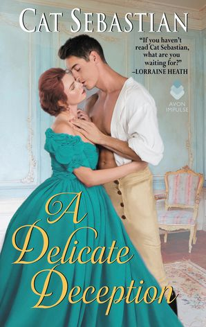 A Delicate Deception (The Regency Impostors 3)