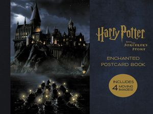 Harry Potter and the Sorcerer's Stone Enchanted Postcard Book book image
