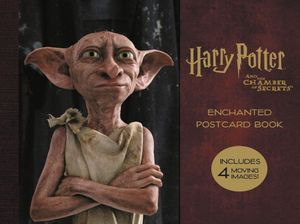 Harry Potter and the Chamber of Secrets Enchanted Postcard Book book image