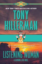 Listening Woman Paperback  by Tony Hillerman